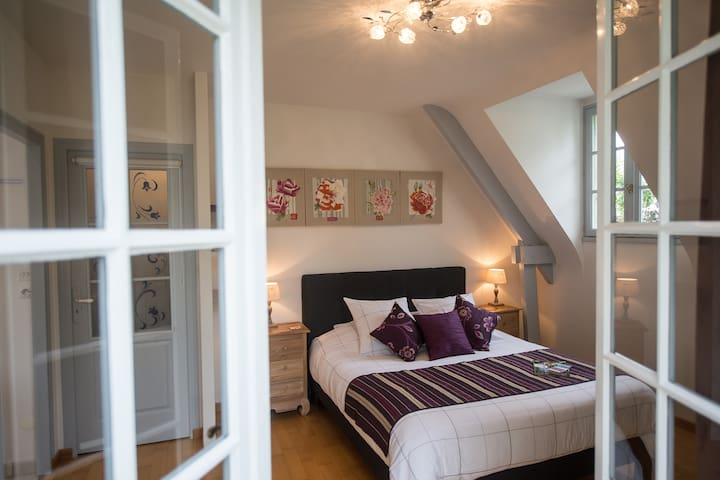 Bed & Breakfast Les Orchidées With Private Spa - Saumur - Bed & Breakfast