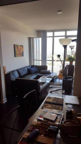 1 Bedroom + Balcony + Unobstructed View - Toronto - Lyxvåning