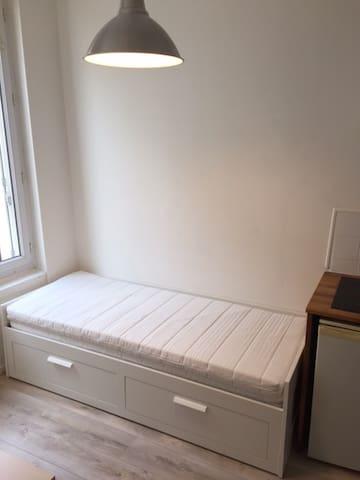 petit studio tout équipé au RDC - Louviers - Appartement