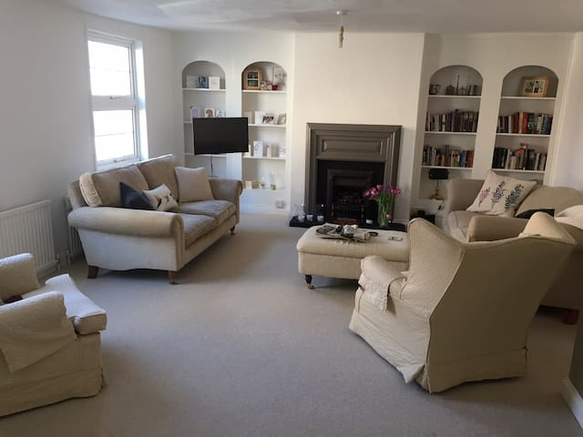 Cute cottage in Hungerford with parking & garden! - Hungerford - 獨棟