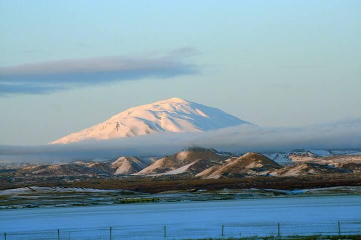 Icelandic Country  Suite - Hvolsvöllur - Departamento