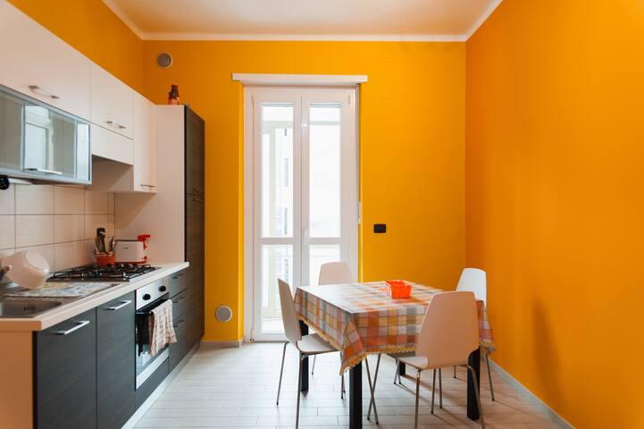 Quarto perto do centro de Turim - Torino - Apartamento