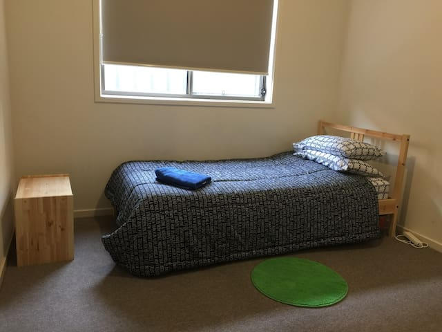 Comfy Private Room In A New House - Melbourne - Casa
