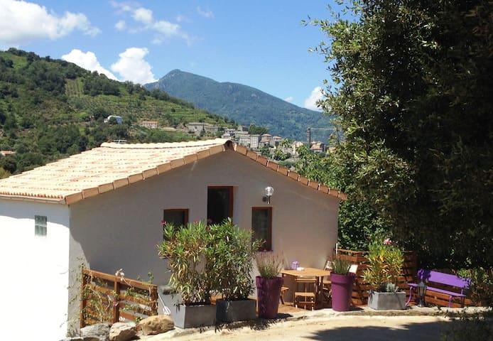 Rataghju de charme à Isolaccia - Taglio-Isolaccio