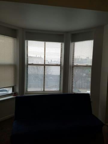 Comfortable Bedroom in Cozy Apt - Chicago - Apartamento