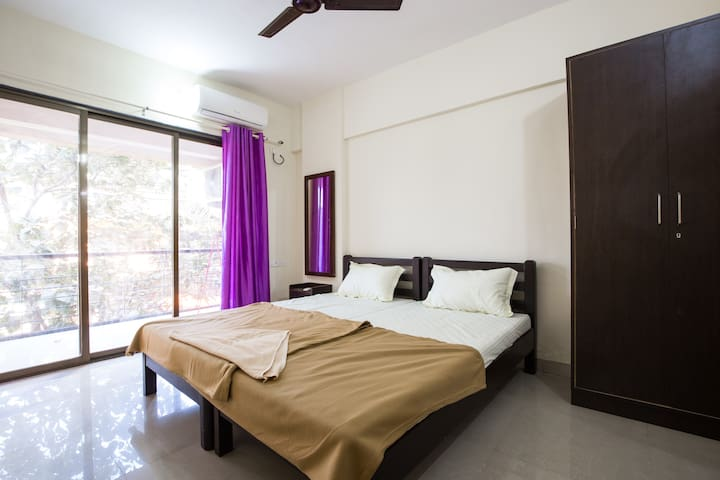 Luxurious 2BHK Homestay For All at Ribandar 304 - Ribandar