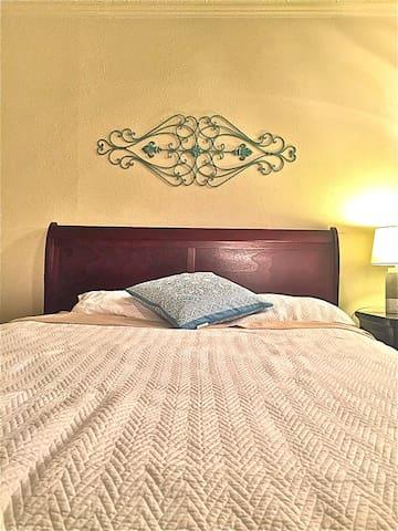 Cozy suite near hospital - Temple - Casa