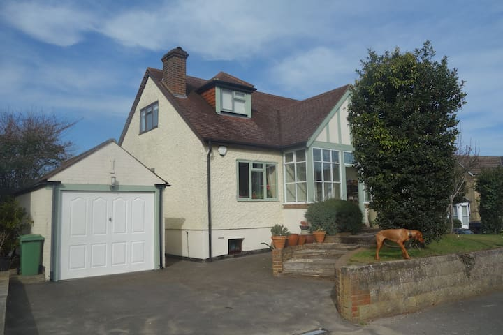 Lovely, homely holiday cottage - Sevenoaks - Haus