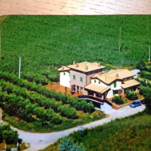 HOUSE OF THE WIND - Perugia - Appartement