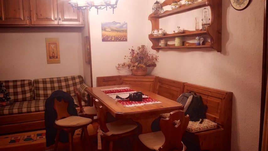 Delizioso appartamento al centro di  Monte Livata - Livata - Departamento