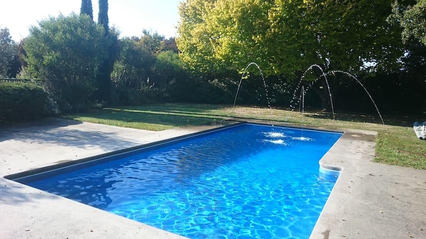 Pool House Greytown - Ahikouka - Casa