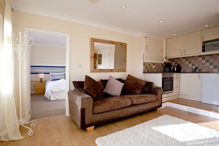 Headland View Nest: 1 bed apartment - Paignton - Apartemen