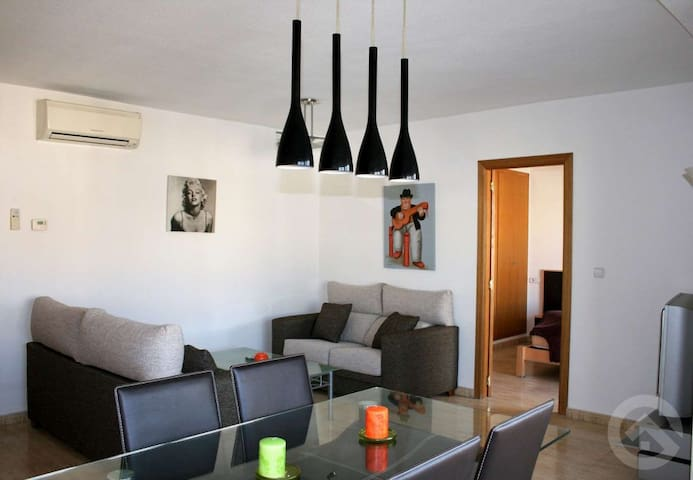 Teulada Centre Apartment - Teulada - Apartment