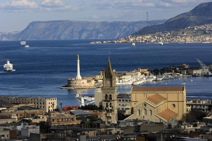 urban calm - Messina