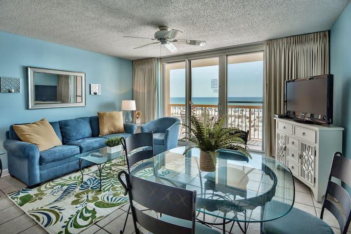Spectacular Views,  Oceanfront Condo, Renovated - Destin - Appartement en résidence