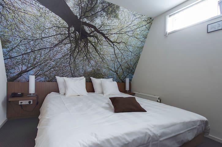 Appartement met apart slaapkamer kitchenette,airco - Oirschot - Apartmen