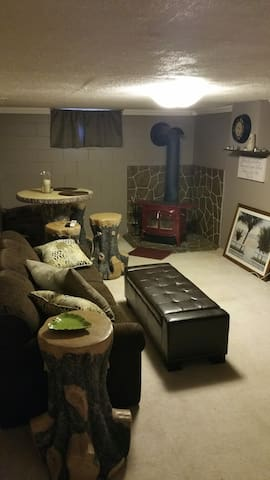 OakHill  private room - Davison - Huis