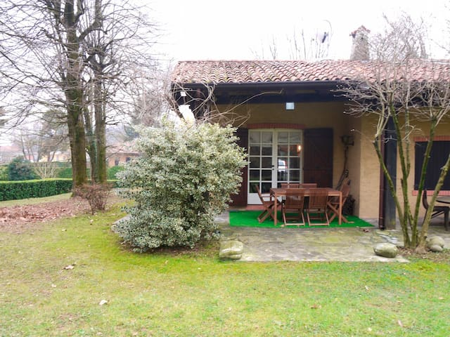 A golf house at the Bergamo-L'Albenza Golf Course - Palazzago - Casa