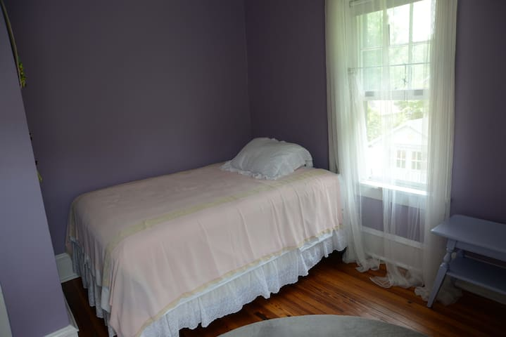 Haddonfield Charming & Quiet Lavender Room - Haddonfield - Hus