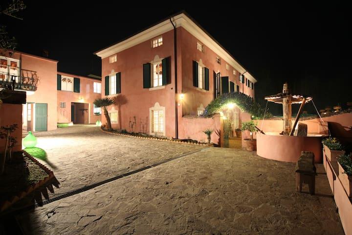 Casa Giuseppina - Lucca Corsanico Bargecchia
