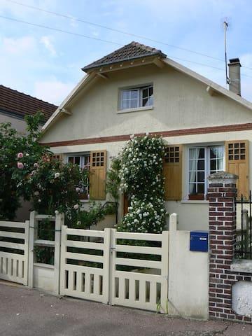 Maison avec jardin - Le Petit-Quevilly - Casa