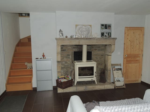 calm and cosy bed&breakfast - Saint-Euphrône