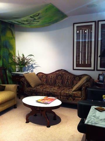 Little Artsy Okatie Zen House - Okatie - Rumah