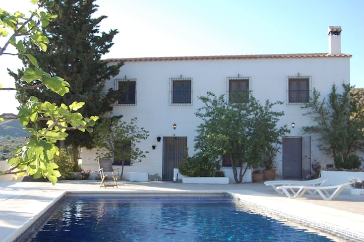Peace and quiet, very private pool - Huércal-Overa - Casa