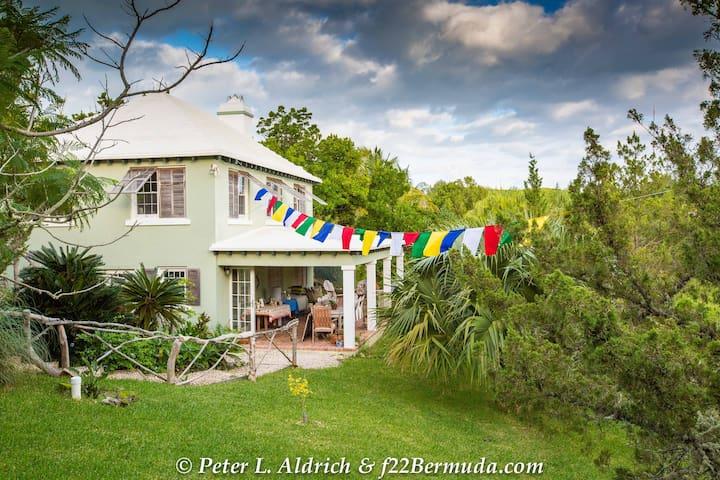 Spirit House Bermuda - Devonshire - Talo