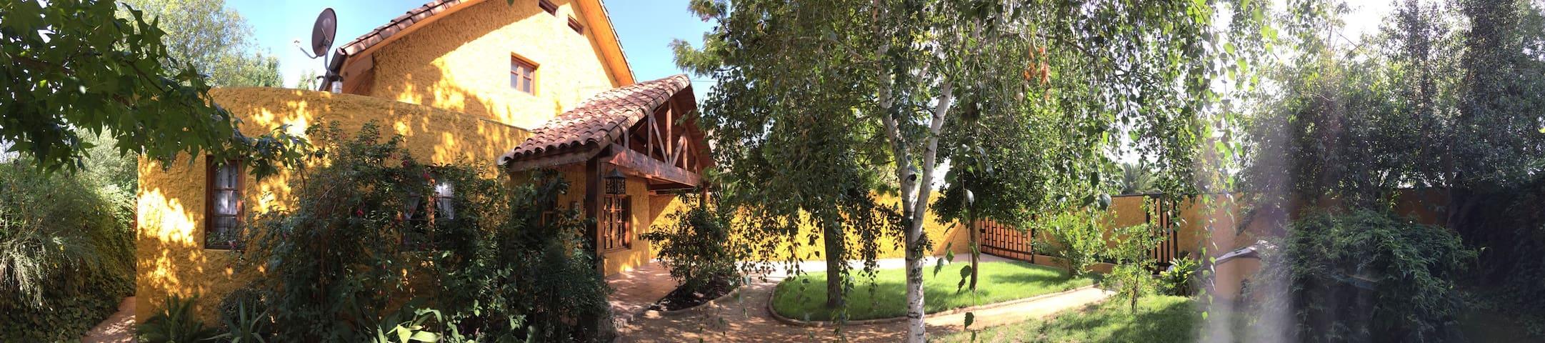 CASAS SANTACRUZ A PLACE OF DREAMS - Santa Cruz - Haus