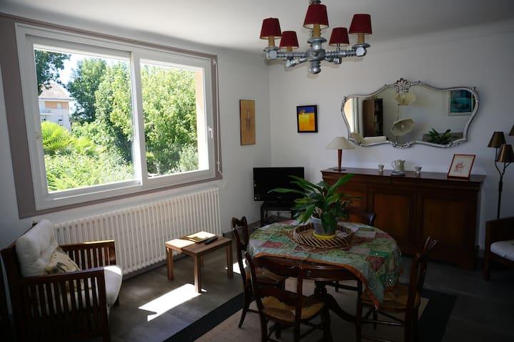 Grand appartement au coeur de Villeneuve sur Lot - Villeneuve-sur-Lot - Appartement