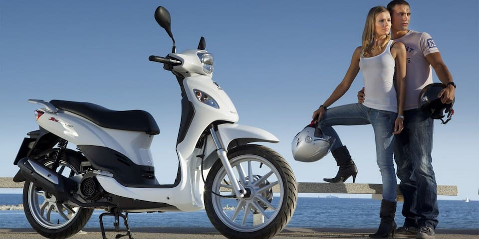 Renting a scooter Fuerteventura - San Bartolomé - Annat