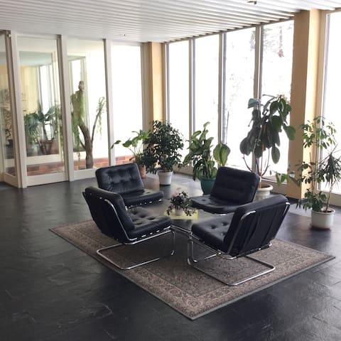 2-Zimmer, freies Internet, 3 Betten - Bad Reichenhall - Lägenhet