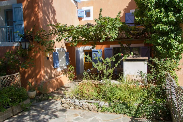 Gite de la Sauge 6-13 pers Provence Piscine - Châteauvert - Departamento