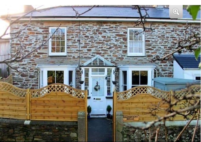 Gorgeous Family Friendly Period Cottage Portreath - Portreath - Casa