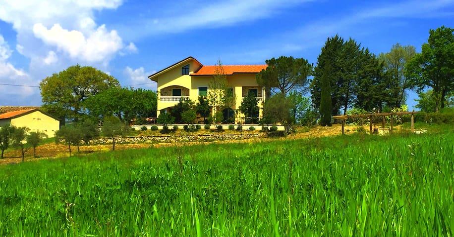 Villa San Glorio ITALIA - TERME - Contursi Terme - Villa