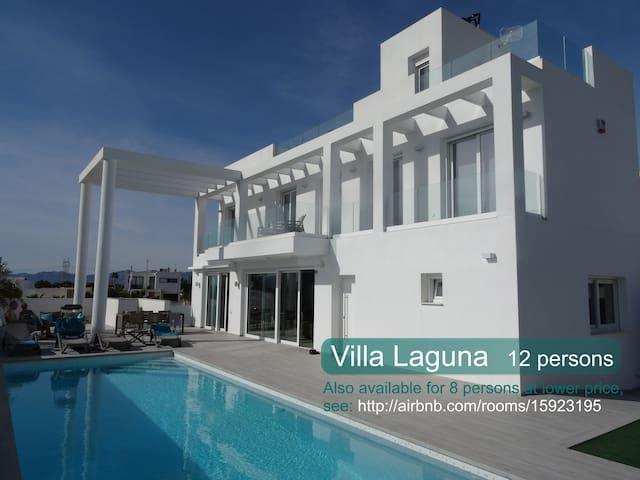 Rent spacious Villa Laguna up to 12 people. - San Fulgencio - Dům