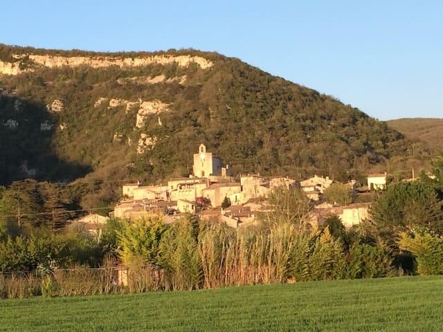 Maison de village - Pont-de-Barret