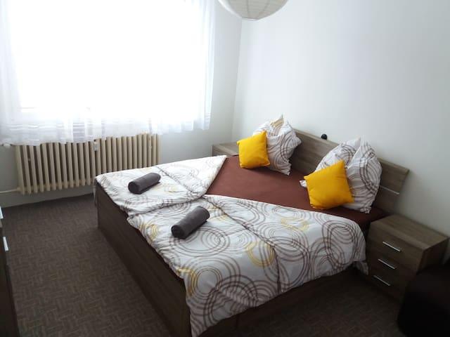 New comfortable apartment 2 + 1 for Klínovce - Kovářská - Appartement