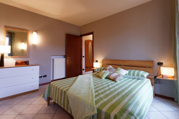 APPARTAMENTO IN COLLINA  - Brovello - Carpugnino