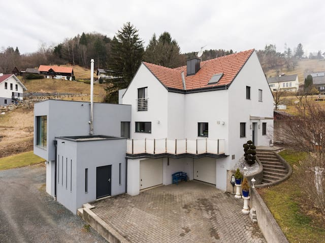 Haus am Pool 14 - Hollenegg in der Weststeiermark - Hollenegg - Rumah
