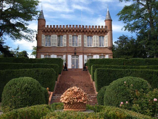 Special Offer - amazing castle - Montesquieu-Volvestre - Huis