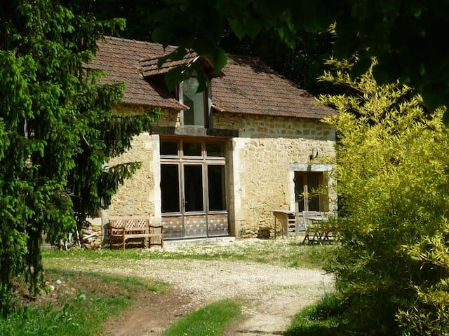 La bergerie de Béchanou - Plazac - House