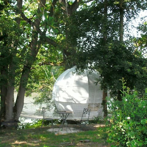 Le Cocoon - Saint-Christaud - Iglú
