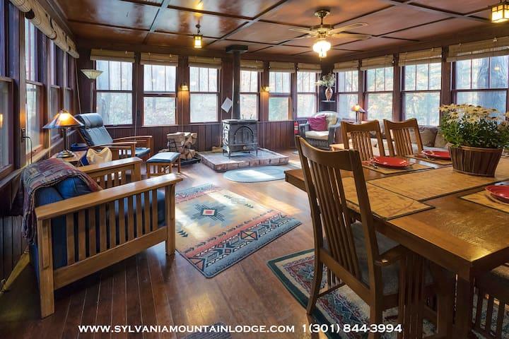 Sylvania Mountain Lodge - Somerset - Cabaña