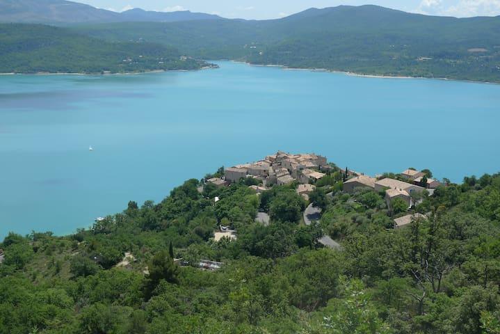 Village house in Provence, France - Sainte Croix du Verdon - Departamento