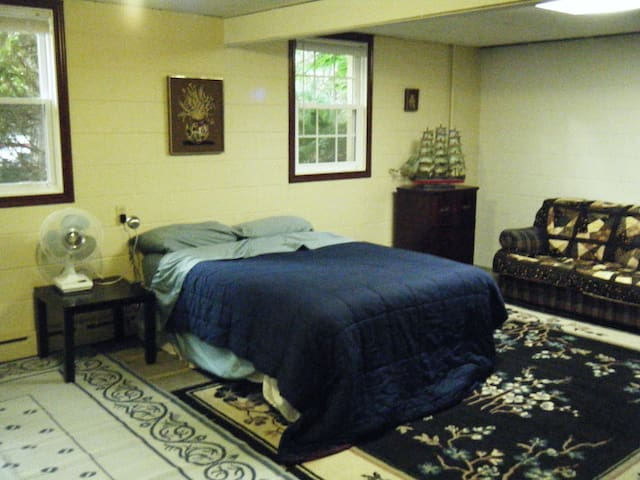 Room with private entry. - Inver Grove Heights - Ev