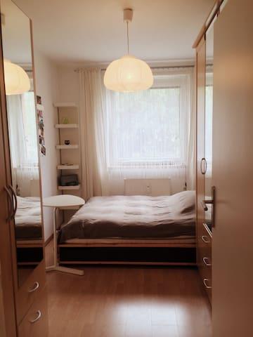 Gemütliches Zimmer - cozy room - Dachau - Apartamento