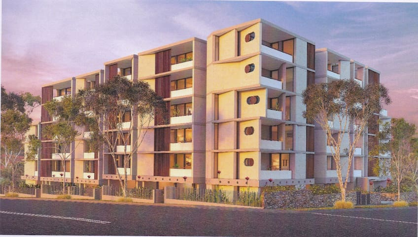 Brand new, luxurious, fully equiped appartment - Sutherland - Byt