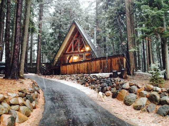 Cute Cabin in the Pines - Westwood - Hus